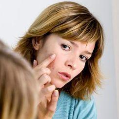 демодекоз у человека: высыпания на лице
